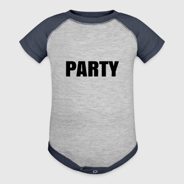 Party - Baby Contrast One Piece