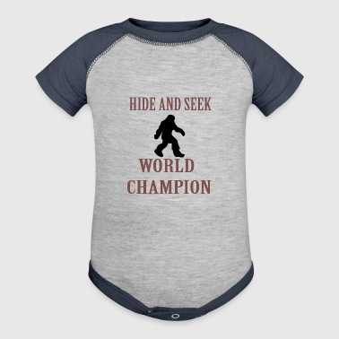 World Champion WORLD CHAMPION - Baby Contrast One Piece