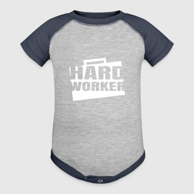 WORKER - Baby Contrast One Piece