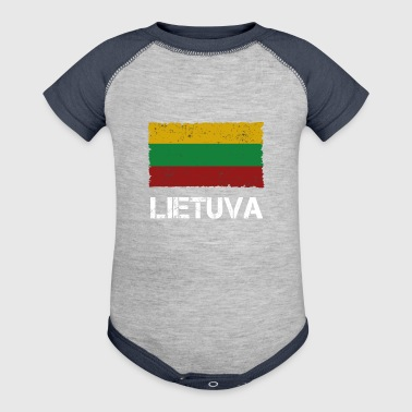 Lithuania - Baby Contrast One Piece