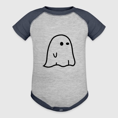ghost - Baby Contrast One Piece