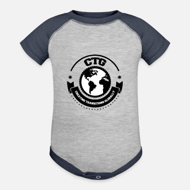 Official Person CTG OFFICIAL - Contrast Baby Bodysuit