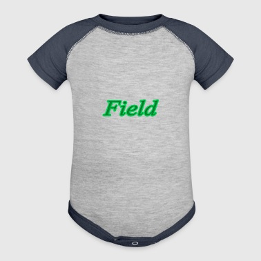 Field - Baby Contrast One Piece