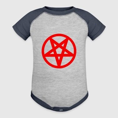 Satanism - Baby Contrast One Piece
