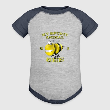 Bee - Baby Contrast One Piece