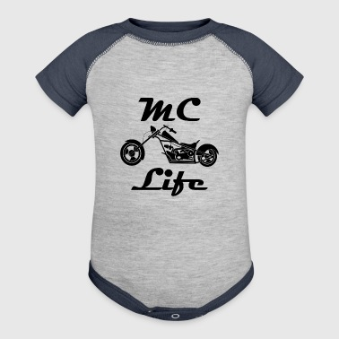 Mc MC Life - Baby Contrast One Piece