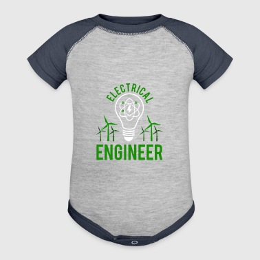 Electrical Engineer - Baby Contrast One Piece