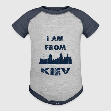 KIEV I am from - Baby Contrast One Piece