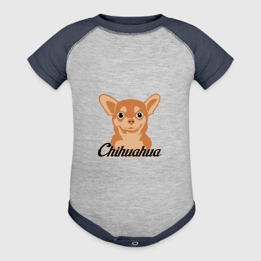 Chihuahua - Chihuahua - Baby Contrast One Piece