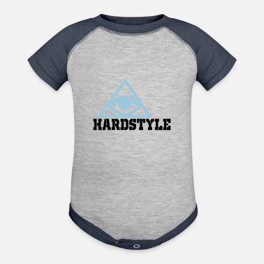 Hardstyle hardstyle - Contrast Baby Bodysuit