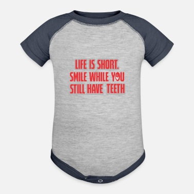 Funny Quotes Funny Quotes - Baseball Baby Bodysuit