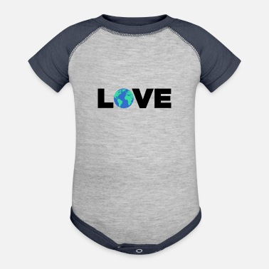 Change Climate Change & Global Warming - Baseball Baby Bodysuit