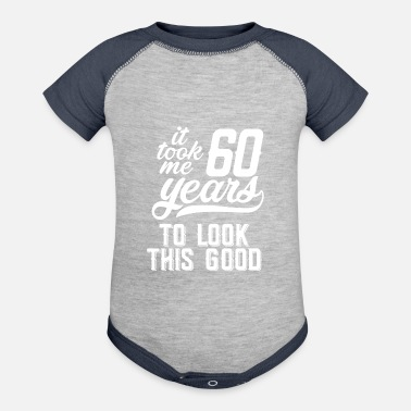 60 Years 60 years - Contrast Baby Bodysuit