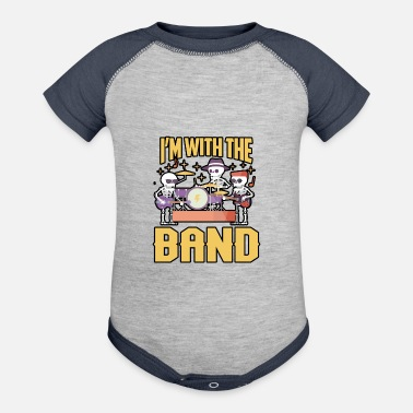 8c0c9fee I'M With The Band Shirt For Men, Women Band Members Shirt