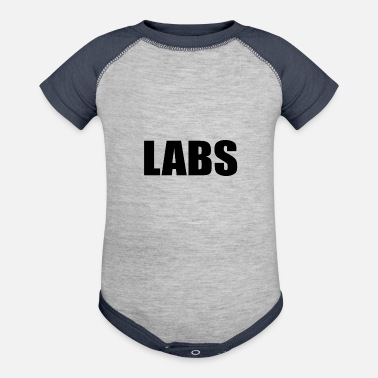 Lab LABS - Contrast Baby Bodysuit