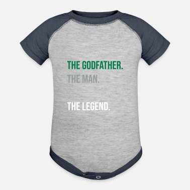 Godfather The Godfather - Contrast Baby Bodysuit
