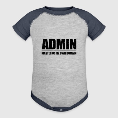 Shop Admin Baby Clothing Online Spreadshirt