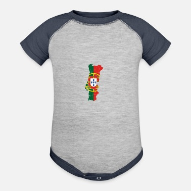 Portugal Portugal - Contrast Baby Bodysuit
