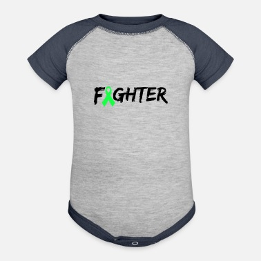 Lyme Lyme Fighter - Baseball Baby Bodysuit