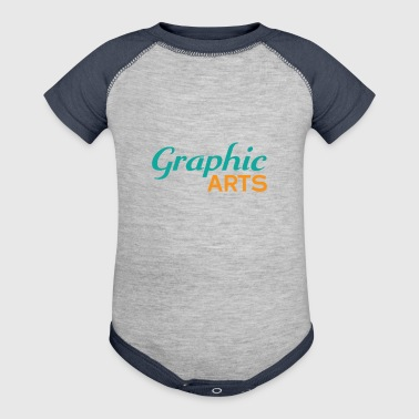 Graphic Arts - Baby Contrast One Piece