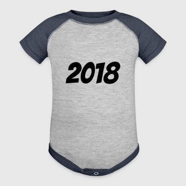 2018 - Baby Contrast One Piece