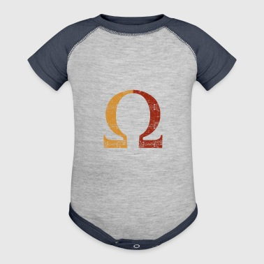 Omega Graphics - Baby Contrast One Piece