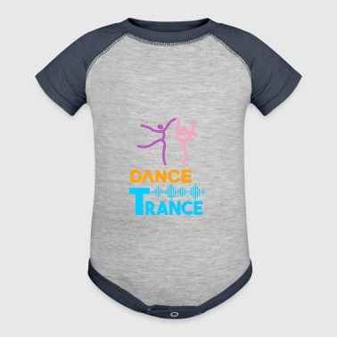 Dance Trance - Baby Contrast One Piece