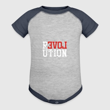 Revolution - Baby Contrast One Piece