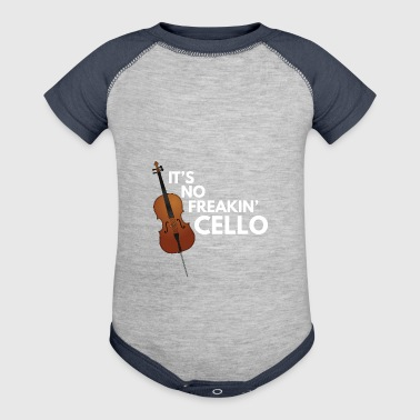 Cello Cello Instrument - Baby Contrast One Piece