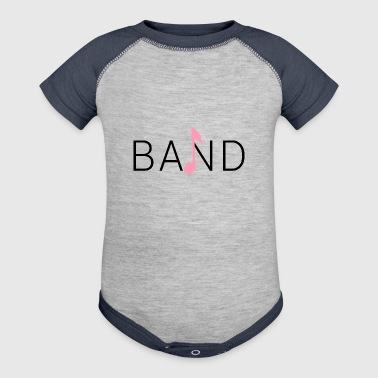 BAND - Baby Contrast One Piece