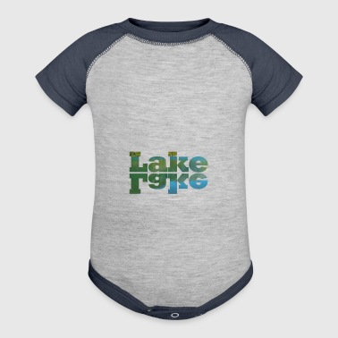 Lake Lake - Baby Contrast One Piece