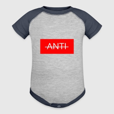 anti - Baby Contrast One Piece