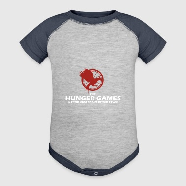 Hunger gamer - Baby Contrast One Piece