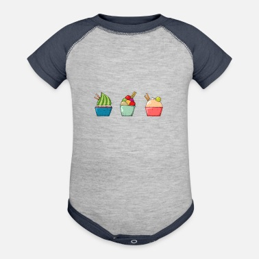 Sweetmeat Сonfection - Baseball Baby Bodysuit