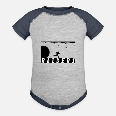 Raider Raiders - Baseball Baby Bodysuit