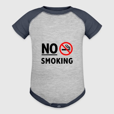 World no Tobacco Day no Smoking - Baby Contrast One Piece