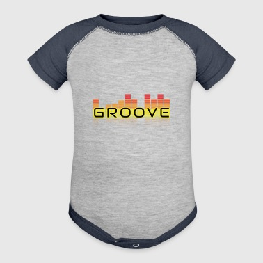 Groove T-Shirt - Baby Contrast One Piece
