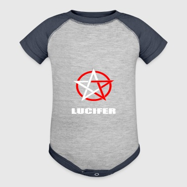 LUCIFER - Baby Contrast One Piece