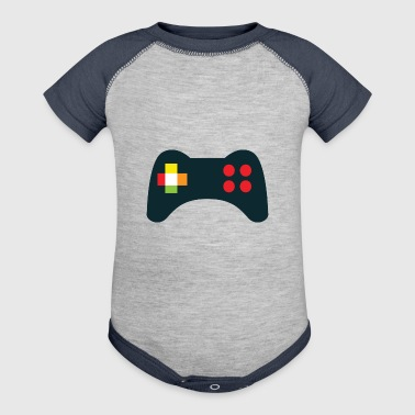 console GAMERS - Baby Contrast One Piece