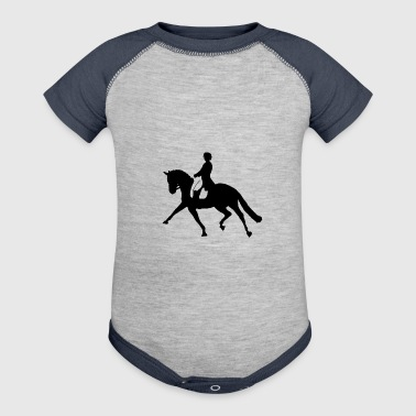 Dressage - Baby Contrast One Piece