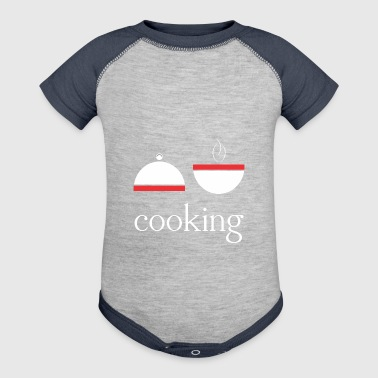 Cooking - Baby Contrast One Piece