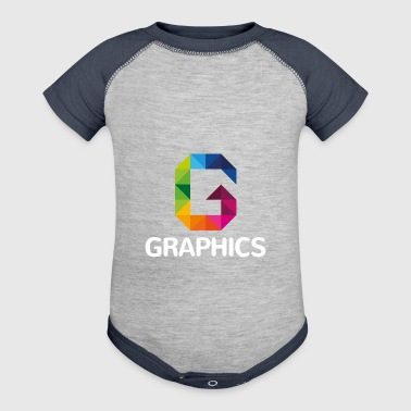 Graphics - Baby Contrast One Piece