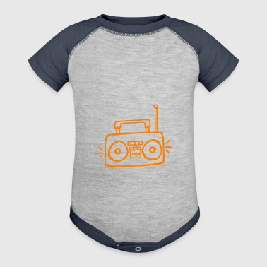 radio - Baby Contrast One Piece