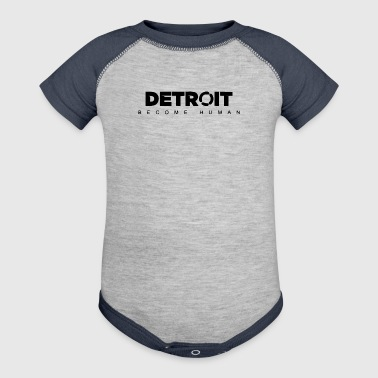 detroit - Baby Contrast One Piece