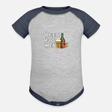 Veal Sausage beer for men - Baseball Baby Bodysuit