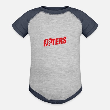 Haters Haters - Baseball Baby Bodysuit