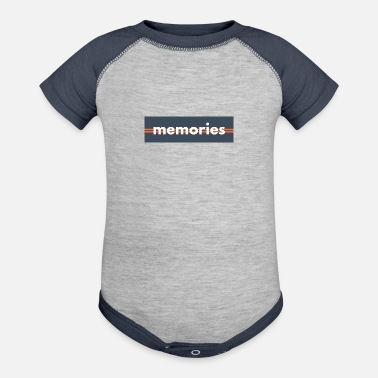 Everyday Office Life memories - Baseball Baby Bodysuit