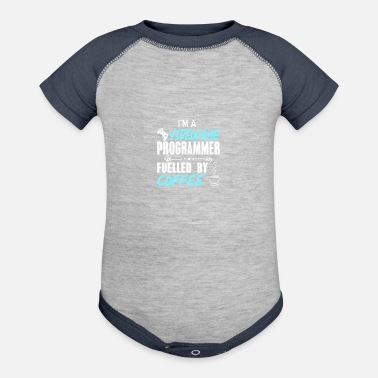 Facial Hair Programmer - Baseball Baby Bodysuit