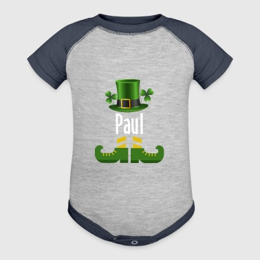 paul - Baby Contrast One Piece
