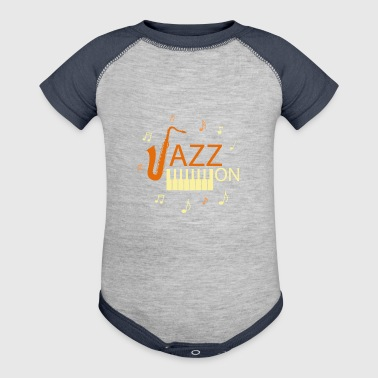 Jazz On - Baby Contrast One Piece